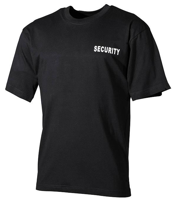T-Shirt, schwarz,