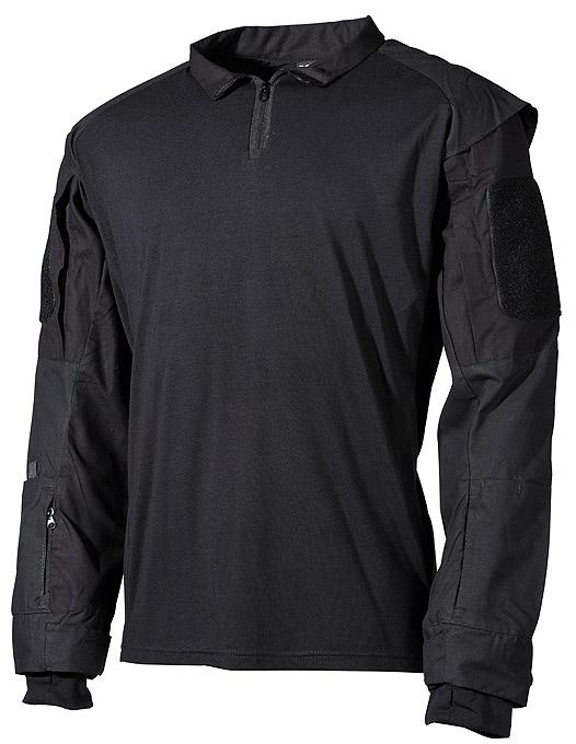 US Tactical Hemd, schwarz