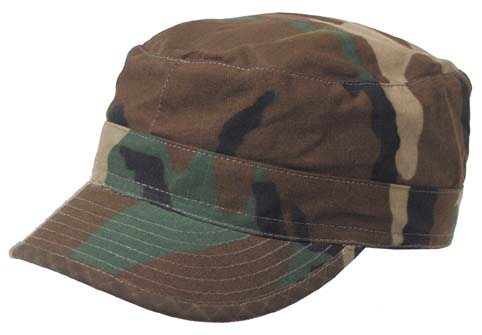 taille s casquette type us bdu ripstop camouflage woodland chapeaux casquettes bobs. Black Bedroom Furniture Sets. Home Design Ideas