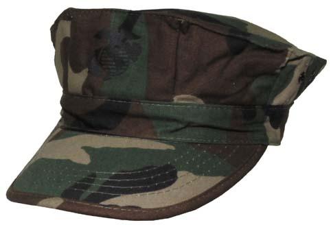 US Cap, USMC, Rip Stop,