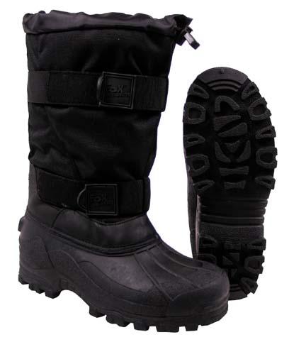taille 41 bottes hiver grand froid noir semelle caoutchouc bottes 2908206. Black Bedroom Furniture Sets. Home Design Ideas