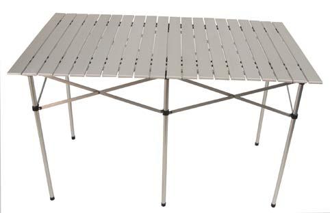 Camping-Tisch, klappbar, Alu