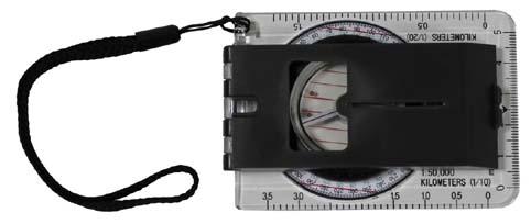 Karten-Kompass, Professional,