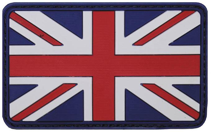 Klettabzeichen,Großbritannien,