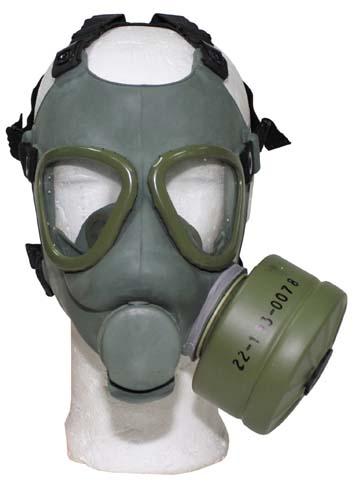 Jugosl. Schutzmaske,M,