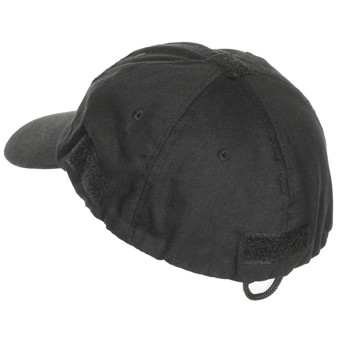 MFHHighDefence Einsatz-Cap mit Klett Einheitsgrösse