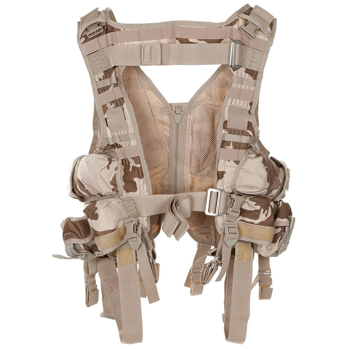 CZ Tactical Weste M 95 desert