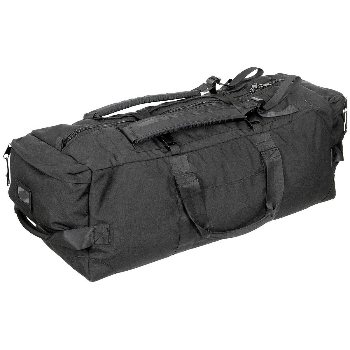 Operational Travel Bag Britischer Kampf-Trageseesack schwarz